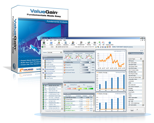 ValueGain box and screenshot
